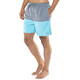 "Nike Swim Core Split 5.5"" Volley Shorts Men Chlorine Blue"
